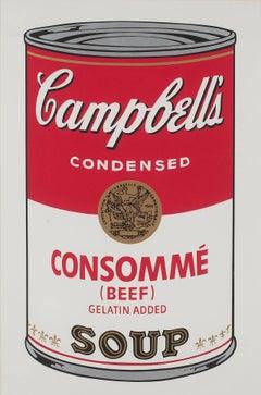 Campbell's Soup: Consommé (FS II.52)