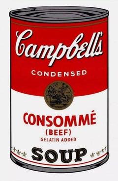Campbell's Soup, Consommé (Sunday B. Morning)