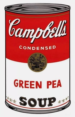 Campbell's Soup, Green Pea (Sunday B. Morning)