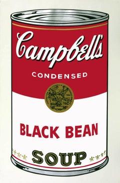 Campbell's Soup I: Black Bean (FS II.44)