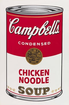 Campbell's Soup I: Chicken Noodle