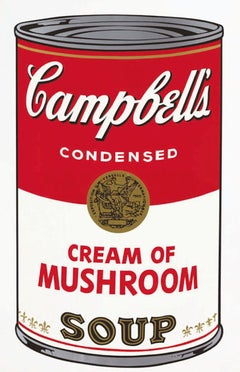 Campbell's Soup I: Cream of Mushroom (FS II.53)