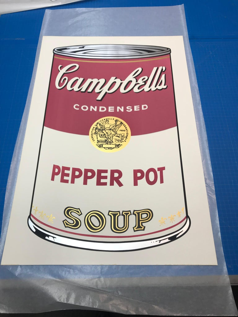 Campbell's Soup I,  Pepper Pot F&S II.51 - Print by Andy Warhol