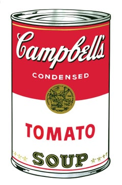 Campbell's Soup I: Tomato (FS II.46)