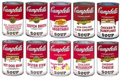 Campbell's Soup II Complete Portfolio