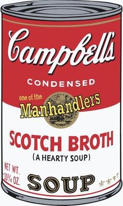 Campbell's Soup II: Scotch Broth, Andy Warhol