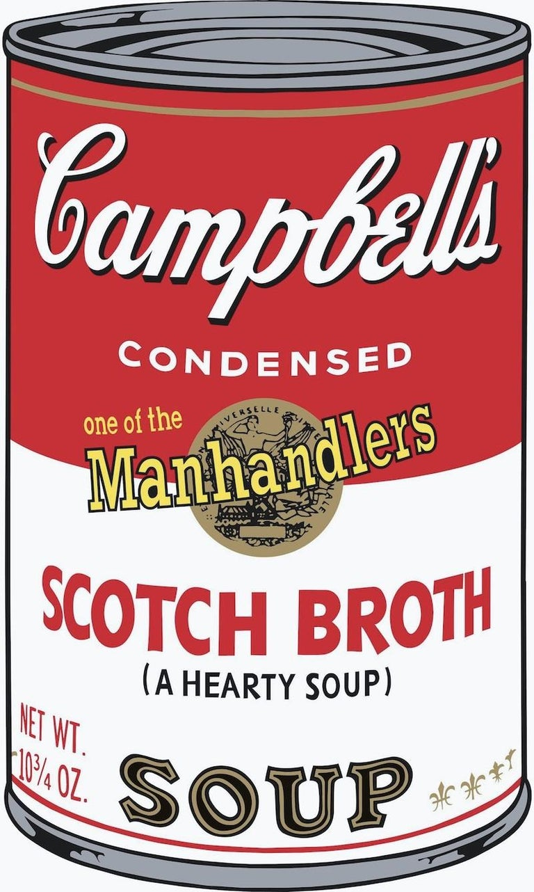 Campbell's Soup II: Scotch Broth, Andy Warhol - Print by Andy Warhol