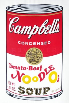 Campbell's Soup II: Tomato Beef Noodle O's (FS II.61)