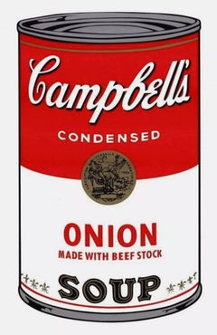 Campbell's Soup, Onion (Sunday B. Morning)