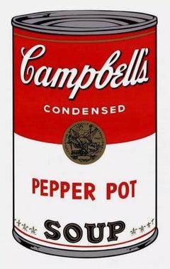 Campbell's Soup, Pepper Pot (Sunday B. Morning)