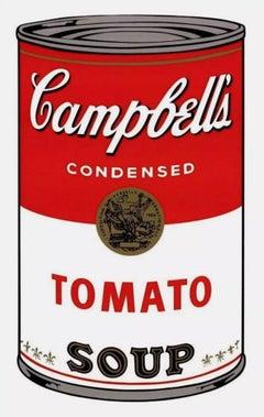 Campbell's Soup, Tomato (Sunday B. Morning)