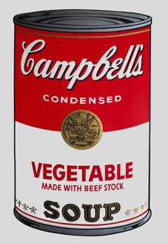 Campbell's Soup: Vegetable (FS II.48)