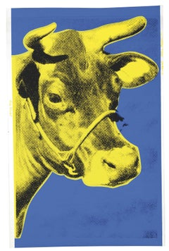 Cow, Blue and Yellow (FS II.12)