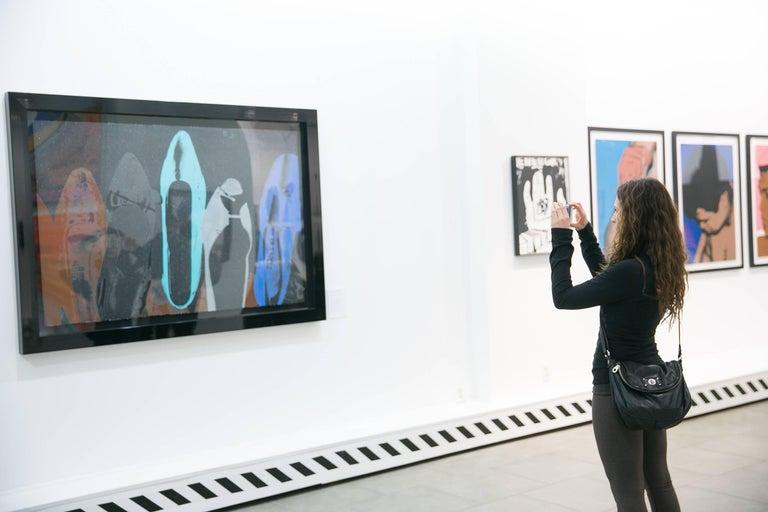 Diamond Dust Shoes (FS II.257)  - Pop Art Print by Andy Warhol