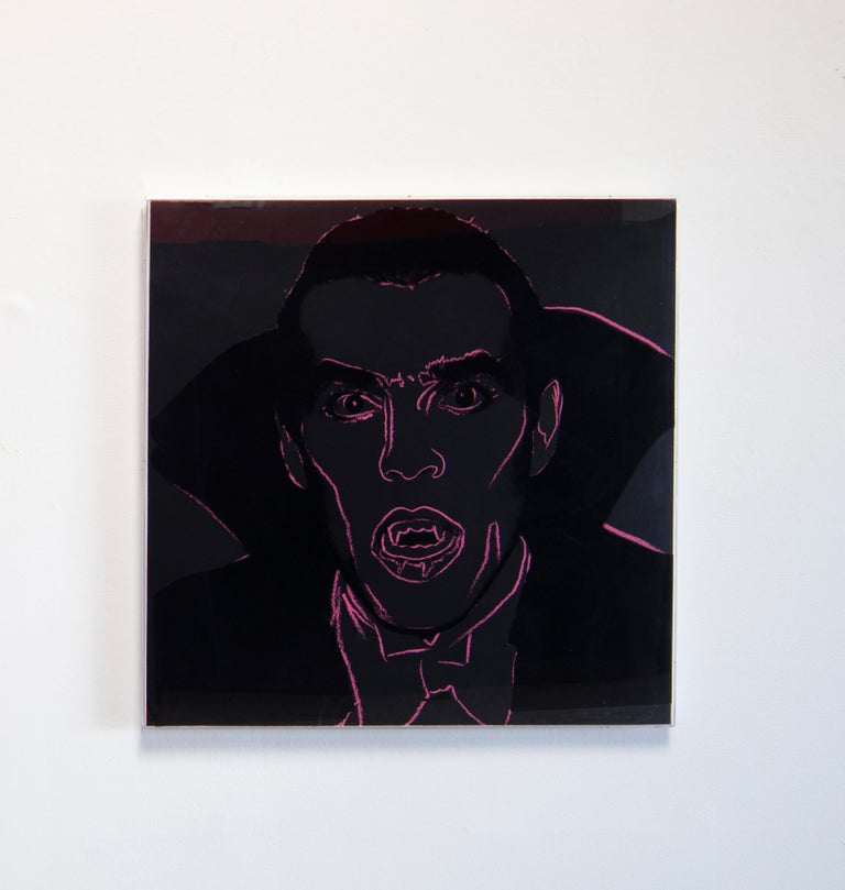 Dracula (FS II.264) - Print by Andy Warhol