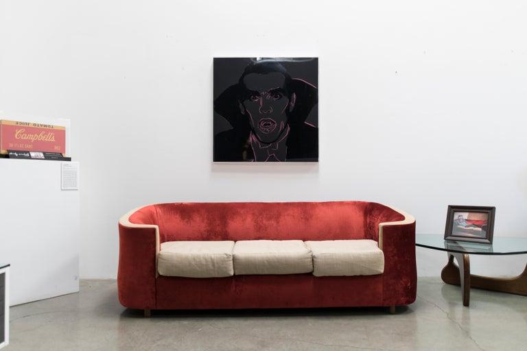 Dracula (FS II.264) - Pop Art Print by Andy Warhol