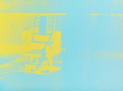 Electric Chair, Andy Warhol