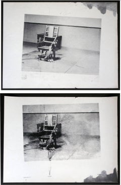 ELECTRIC CHAIR (Retrospective Series)