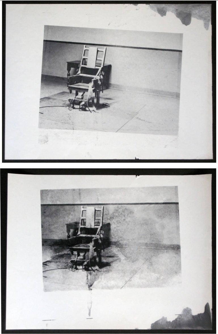 andy warhol thesis statement The resulting thesis statement is that andy warhol's work expresses jean  baudrillard's notion of the extermination of the real by the image, a phenomenon  that is.