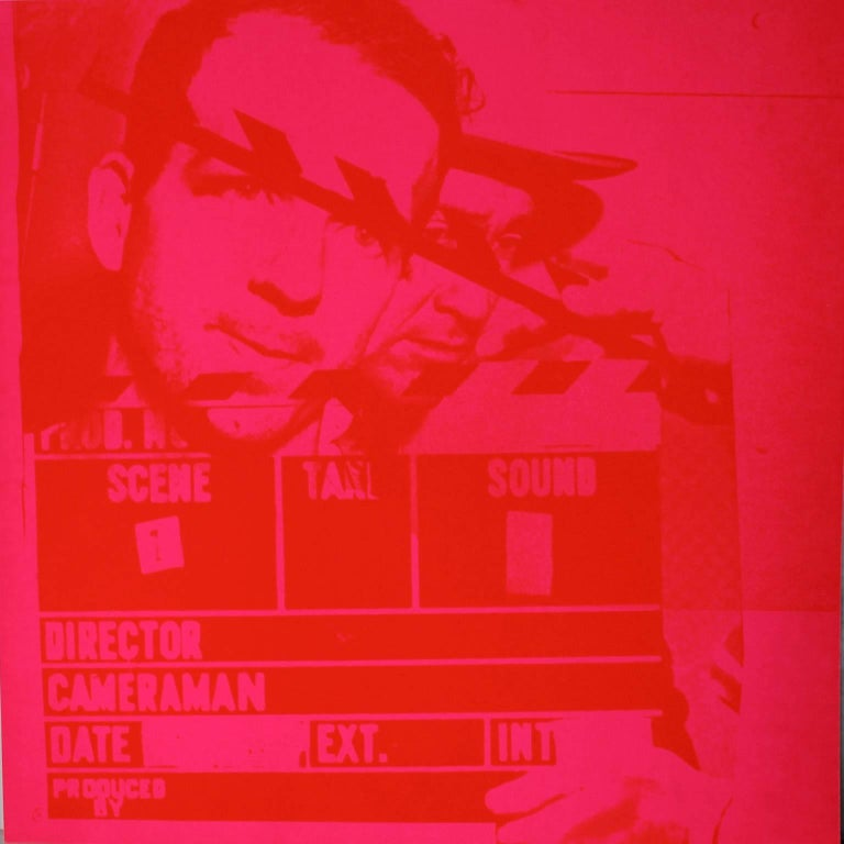 Flash, Complete Portfolio (FS II.32-42) - Green Print by Andy Warhol