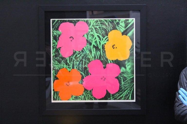 Flowers (FS II.6) For Sale 1