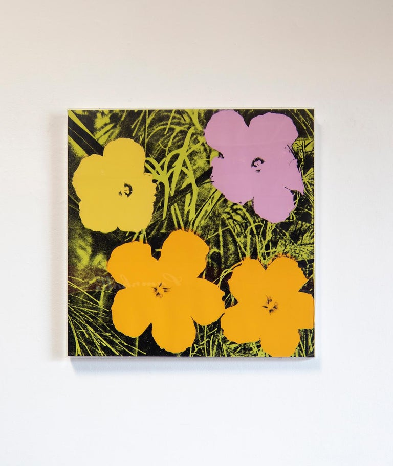 Flowers (FS II.67) - Pop Art Print by Andy Warhol