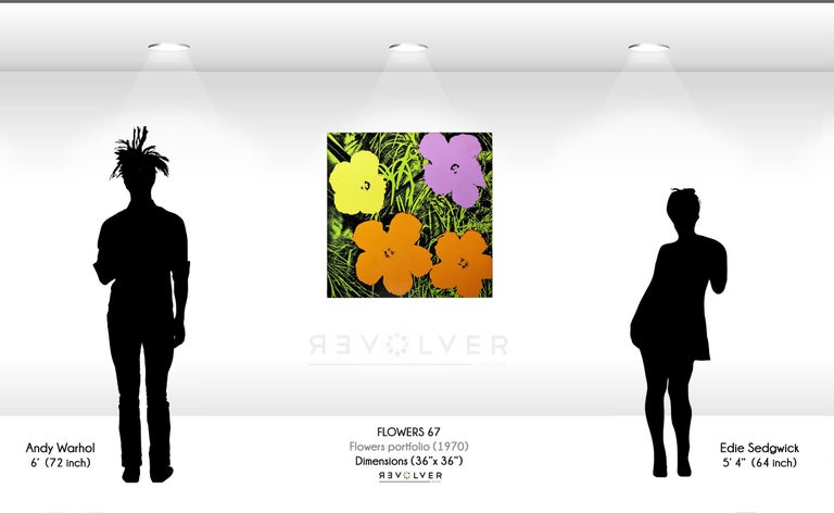 Flowers (FS II.67) For Sale 3