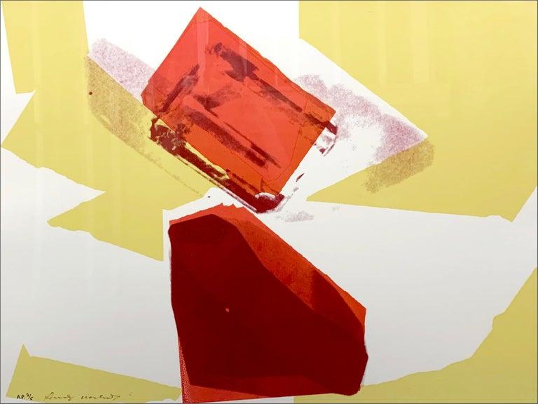 Gems (set of 4) - Pop Art Print by Andy Warhol