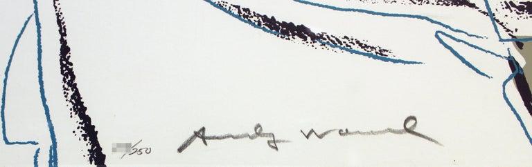 General Custer (FS II.379) - Pop Art Print by Andy Warhol