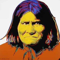 Geronimo, from Cowboys and Indians