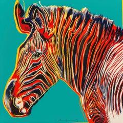 Grevy's Zebra, from Endangered Species F&S II.300