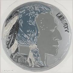 Indian Head Nickel, Andy Warhol