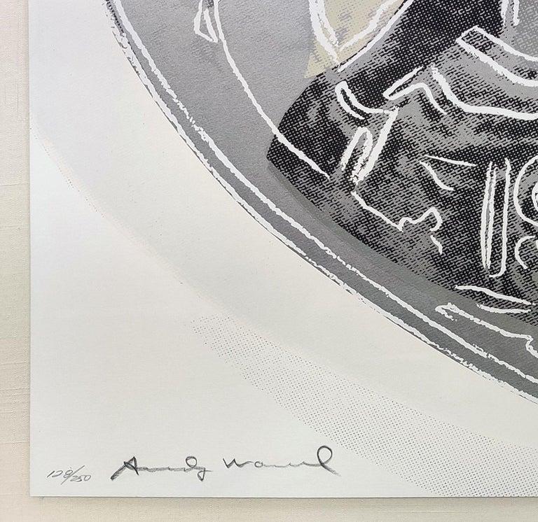INDIAN HEAD NICKEL FS II.385 - Print by Andy Warhol