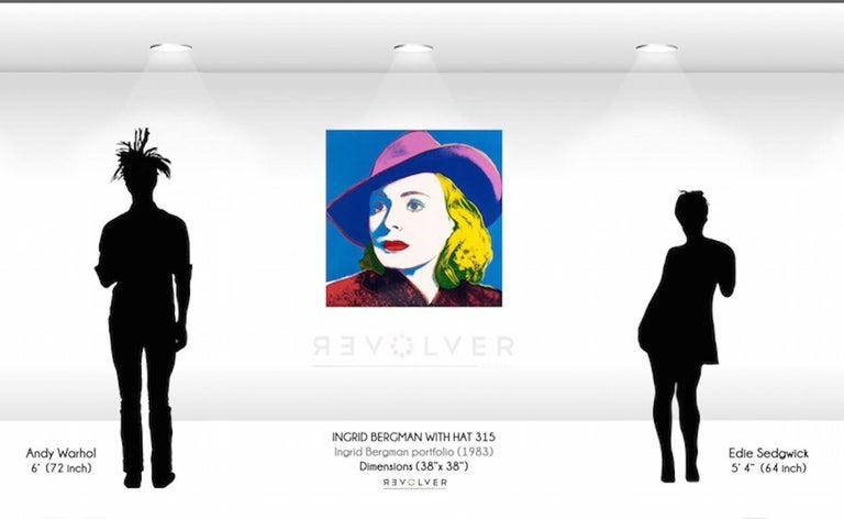 Ingrid Bergman With Hat (FS II.315) For Sale 1