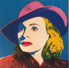 Ingrid Bergman With Hat F&S II.315