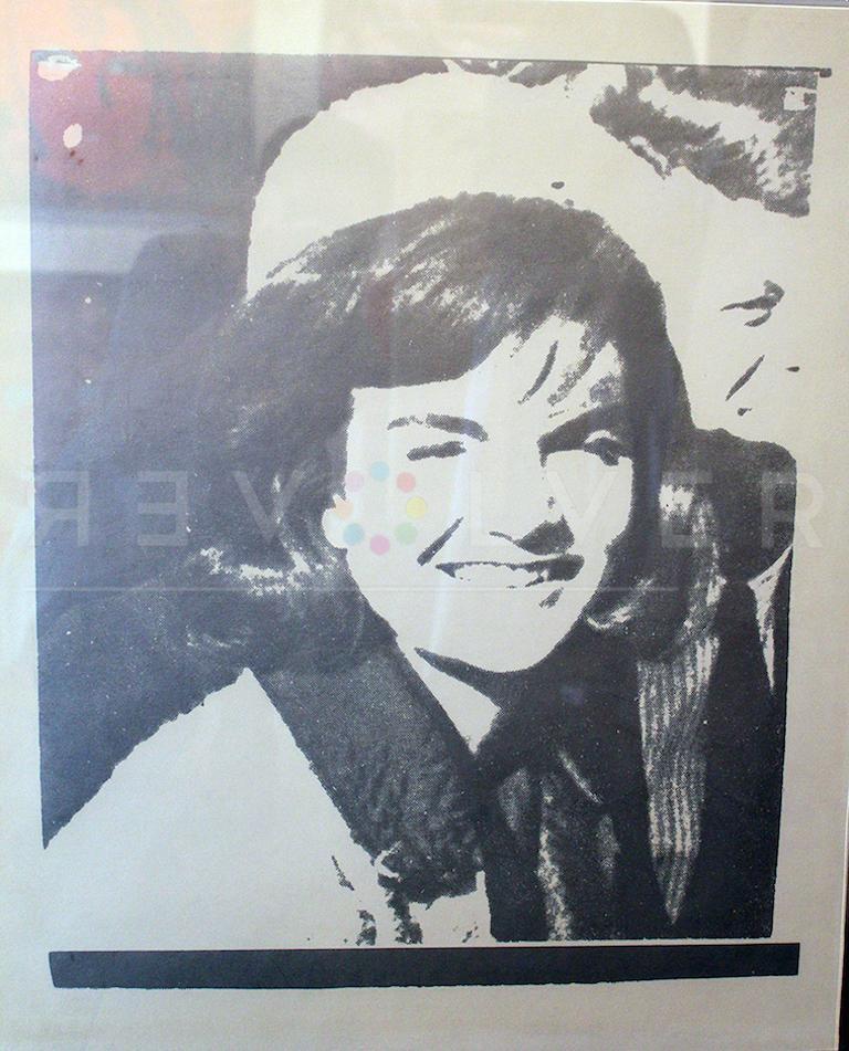 Jacqueline Kennedy I (Jackie I) (FS II.13) - Print by Andy Warhol