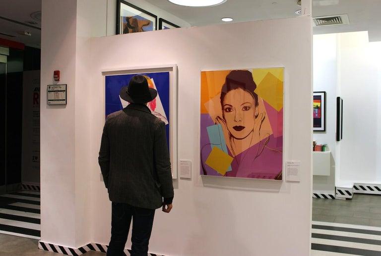 Karen Kain (FS II.236) - Pop Art Print by Andy Warhol