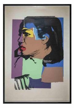 Ladies and Gentlemen II.129 - Original Screen Print by Andy Warhol - 1975