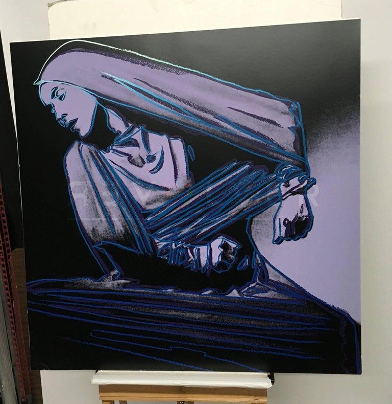 Lamentation (FS II.388) - Print by Andy Warhol