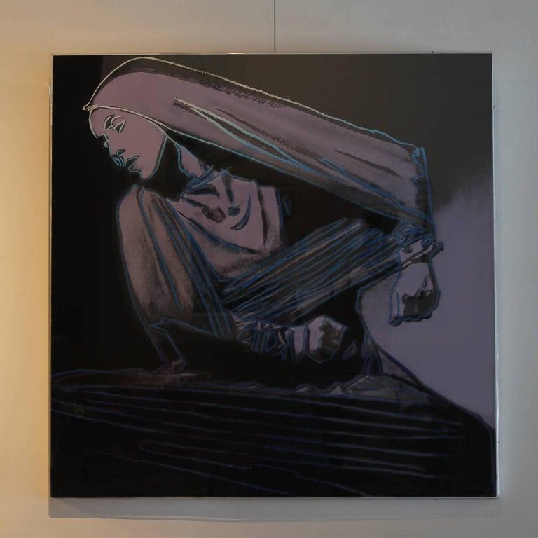 Lamentation (FS II.388) - Pop Art Print by Andy Warhol