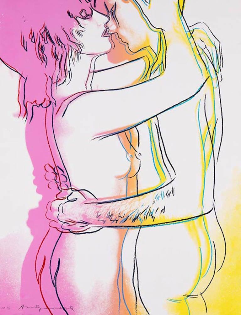 Love (FS II.312) - Print by Andy Warhol