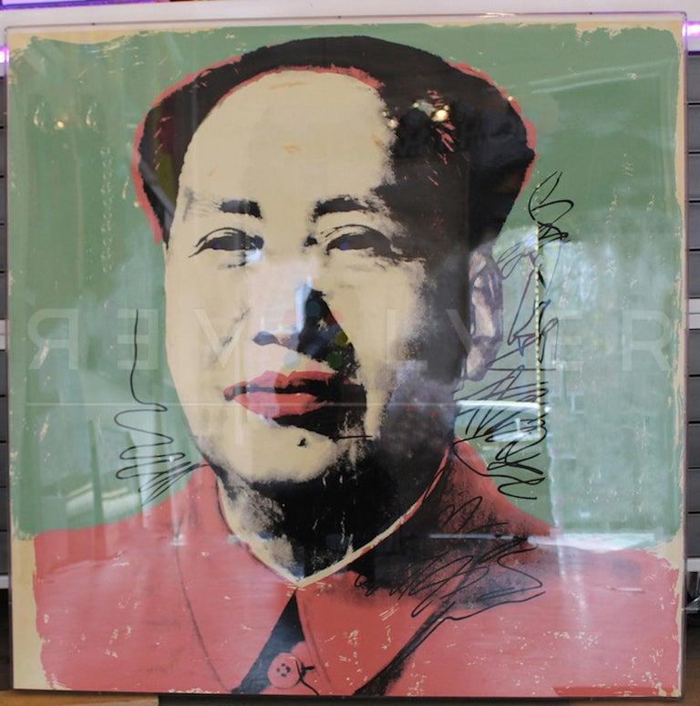 Mao (FS II.95) - Pop Art Print by Andy Warhol