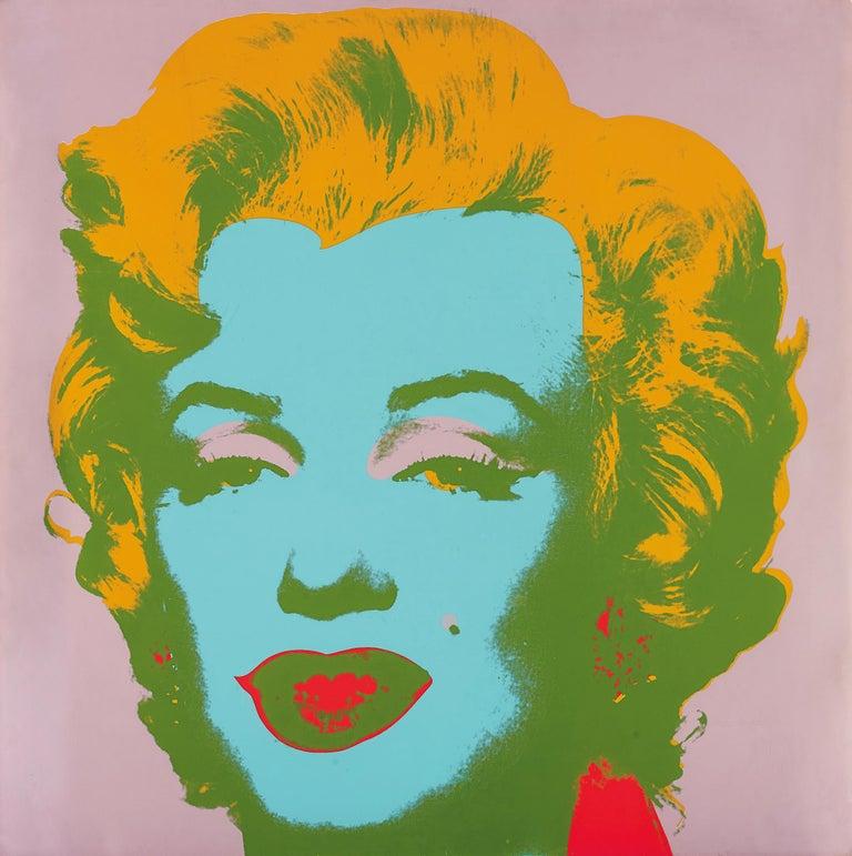 Marilyn #28, Andy Warhol - Print by Andy Warhol