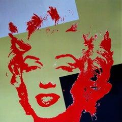 Marilyn Monroe #44 (Sunday B. Morning)