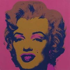 Marilyn Monroe (FS II.27) by Andy Warhol