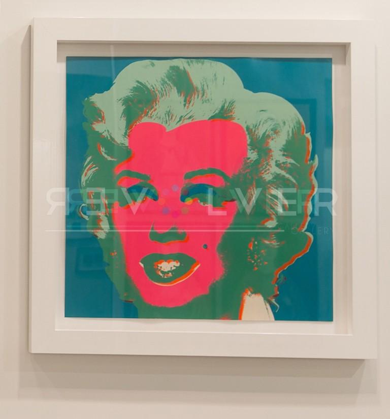 Marilyn Monroe (FS II.30)  - Print by Andy Warhol
