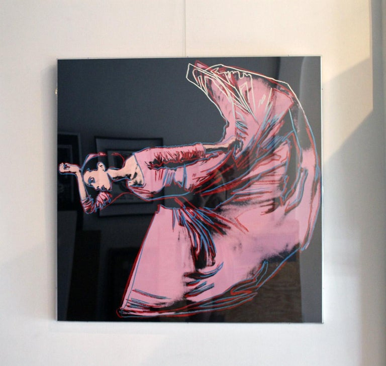 Martha Graham, Letter to the World (The Kick) (FS II.389) For Sale 1