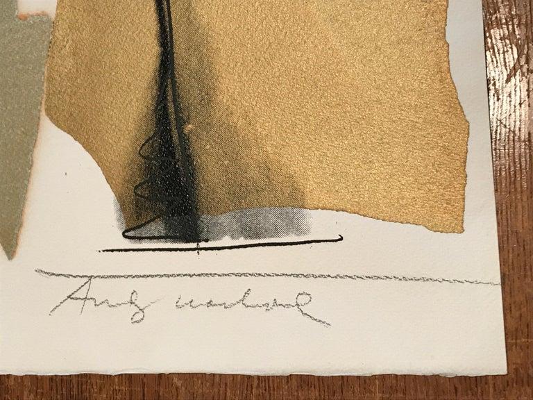 Mick Jagger FS 11.140 - Print by Andy Warhol
