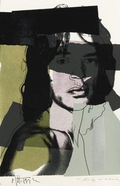 Mick Jagger, Green (FS II.145)
