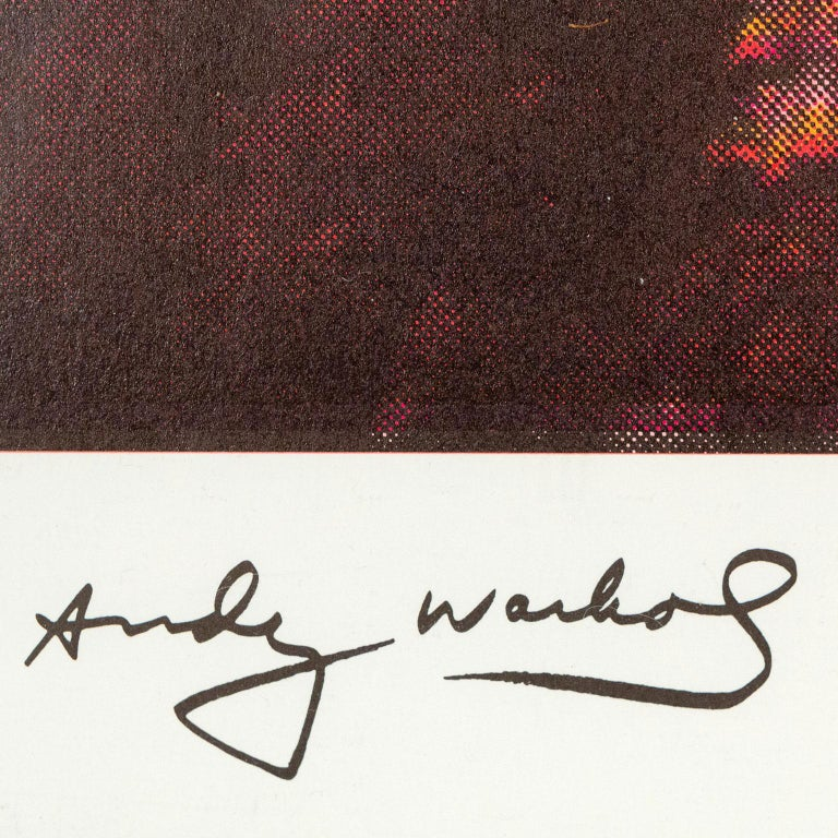 Neuschwanstein - Abstract Print by Andy Warhol